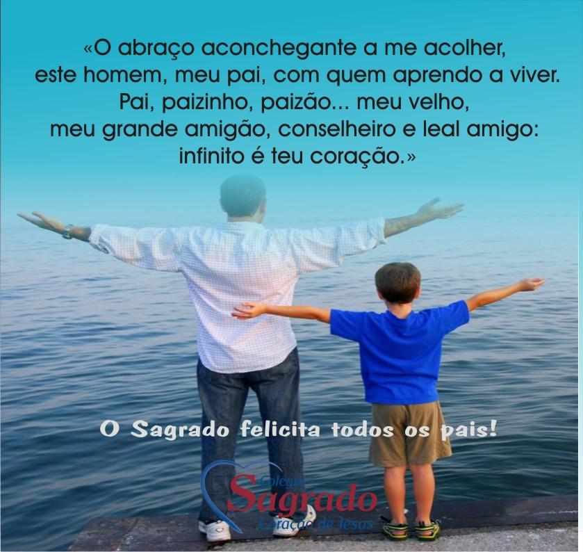 Colégio Sagrado Coração de Jesus - Homenagem aos Pais!
